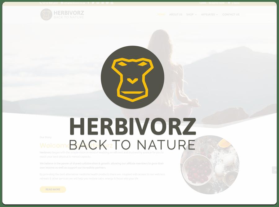 Herbivorz Online Store