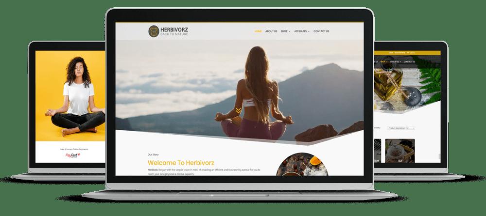 Herbivorz - Website