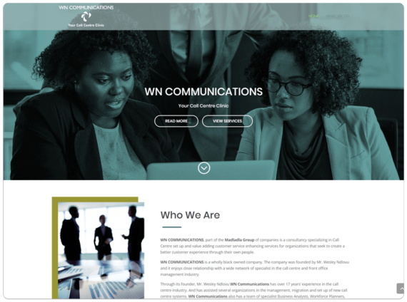 WN Communications Main