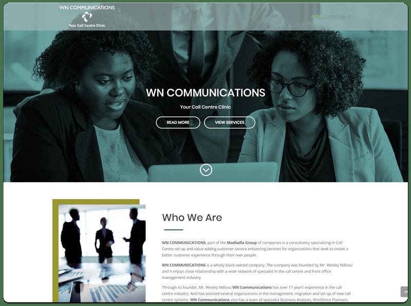 WN Communications Main